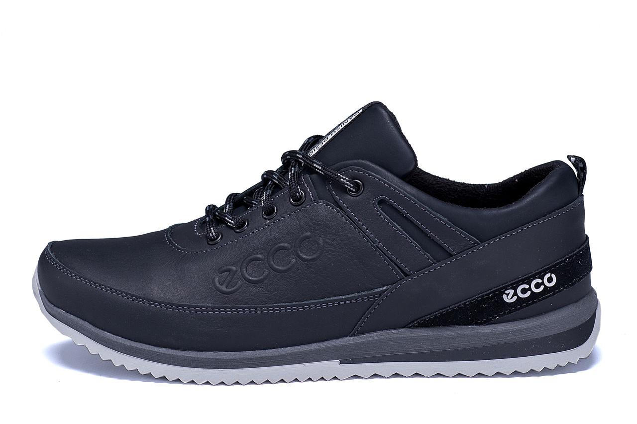 b318c9c6371e3c Мужские кожаные кроссовки Ecco Danish Desing (реплика) - Интернет Магазин -  мужской обуви