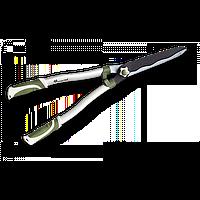 Ножницы для живой ограды KT-W1137 волнистые TEFLON