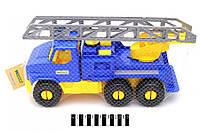 "Авто ""Сity Truck"" кран  Wader City Truck Тигрес 39396"