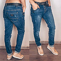 Женские джинсы бойфренды c поясом Турция, фото 1