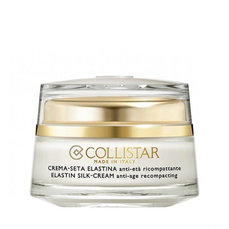 Крем-бархат с эластином Collistar Elastin Silk-cream Anti-Age Recompacting