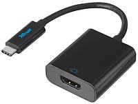 Адаптер Trust USB-C to HDMI Adapter