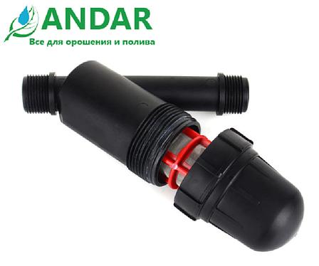 """Фильтр сетчатый для капельного полива Andar 3/4""""НН 5m3, фото 2"""