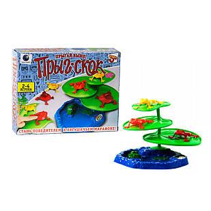 Настольная игра Прыг-скок 007-40 (52700)