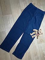Темно синие микрофлисовые брюки на мальчика (Размер 10-12Т) The Children's Place (США)