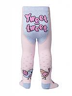Колготки детские TIP-TOP (весёлые ножки) 14С-79СП