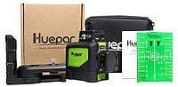 Лазерный уровень Huepar 2D green HP-902CG