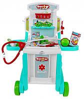Детский игровой набор XIONG CHENG Маленький доктор 3 в 1 008-929