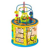 Детский интерактивный развивающий куб Kinderplay 8 в 1 GS0008