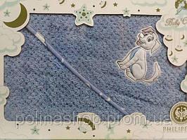 """Детское полотенце уголок для купания PHILIPPUS """"Собачка"""""""
