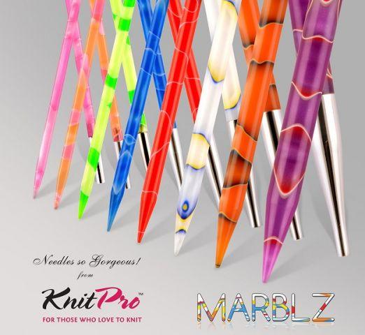 Скидка 5% на крючки и спицы для вязания KnitPro!