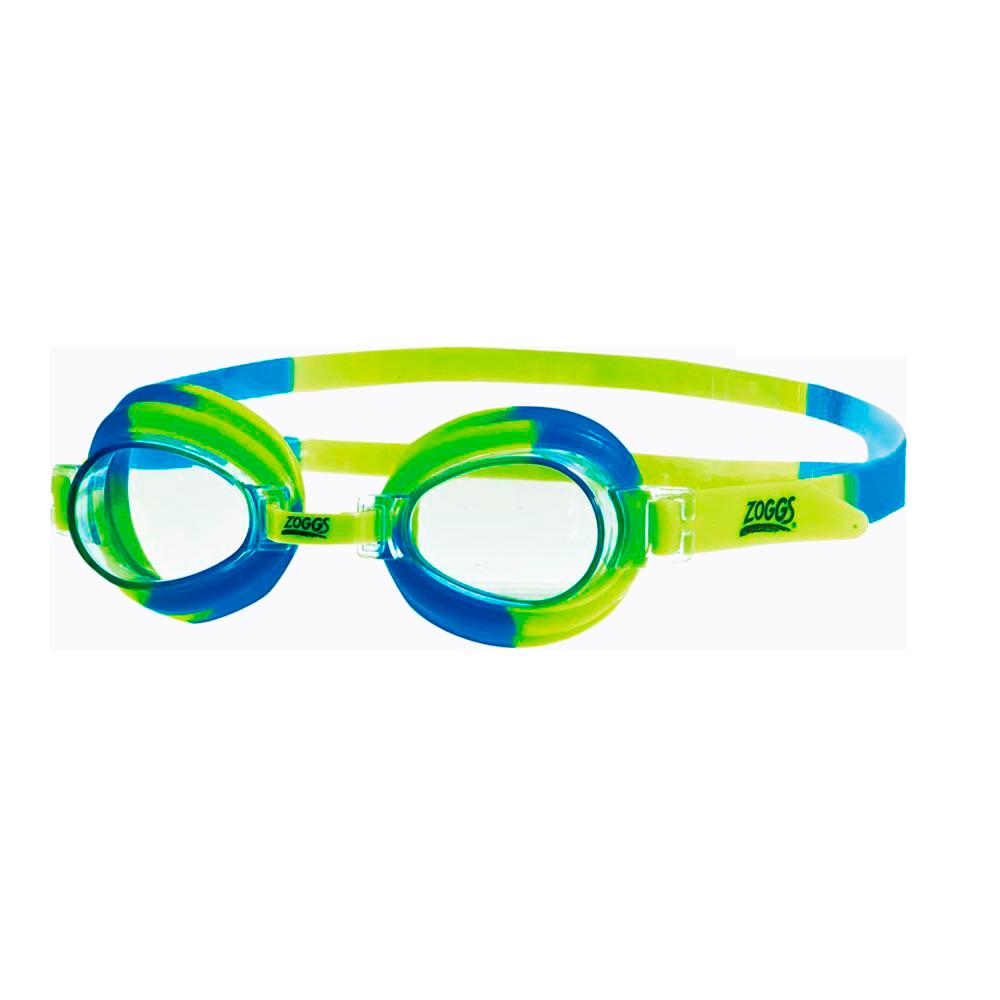 Очки для плавания детскиеZOGGS Little Swirl Clear/Blue (BB)