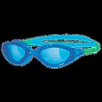 Очки для плавания детскиеZOGGS Panorama Jnr Clear/T.Blue (BB)