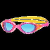 Очки для плавания детскиеZOGGS Panorama Jnr L.Blue/T.Pink (BB)