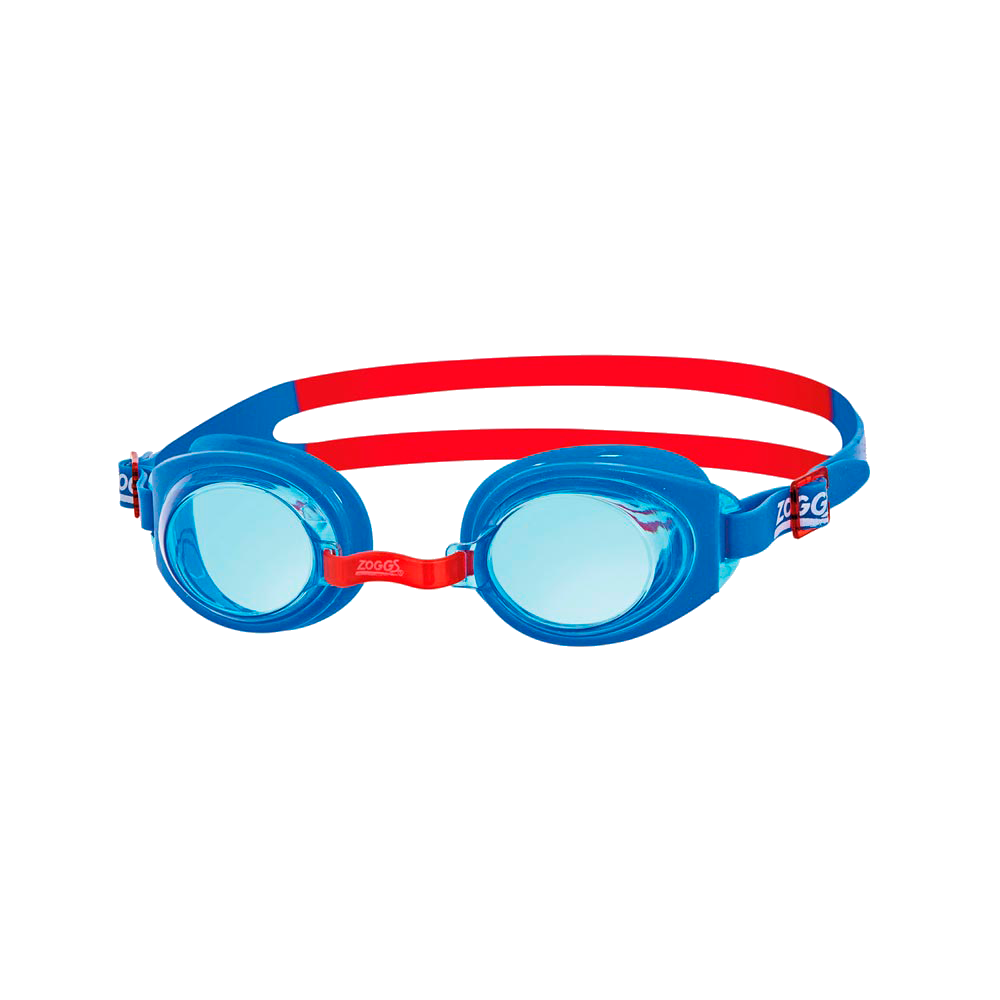 Очки для плавания детскиеZOGGS Ripper Jnr Blue (BB)
