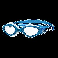 Очки для плавания ZOGGS Phantom Elite Clear/Blue Gunmetal (BB)