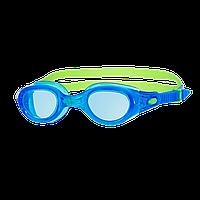 Очки для плавания ZOGGS Phantom Junior Clear/T.Bright Blue (BB)
