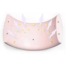 Ультрафиолетовая лампа для маникюра UV LED для сушки ногтей SUN 9S 24 Вт, фото 2