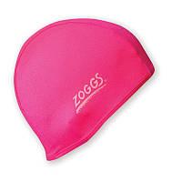 Шапочка для плавания ZOGGS Stretch Cap Pink (BB)