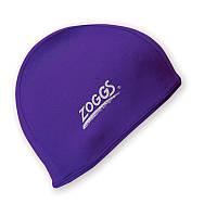 Шапочка для плавания ZOGGS Stretch Cap Purple (BB)