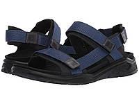 Сандали/Вьетнамки ECCO Sport X-Trinsic Textile Strap Sandal Black/True Navy Textile