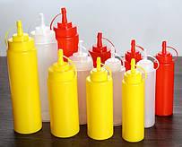 Флакони для соусу, кетчупу, клею пляшки