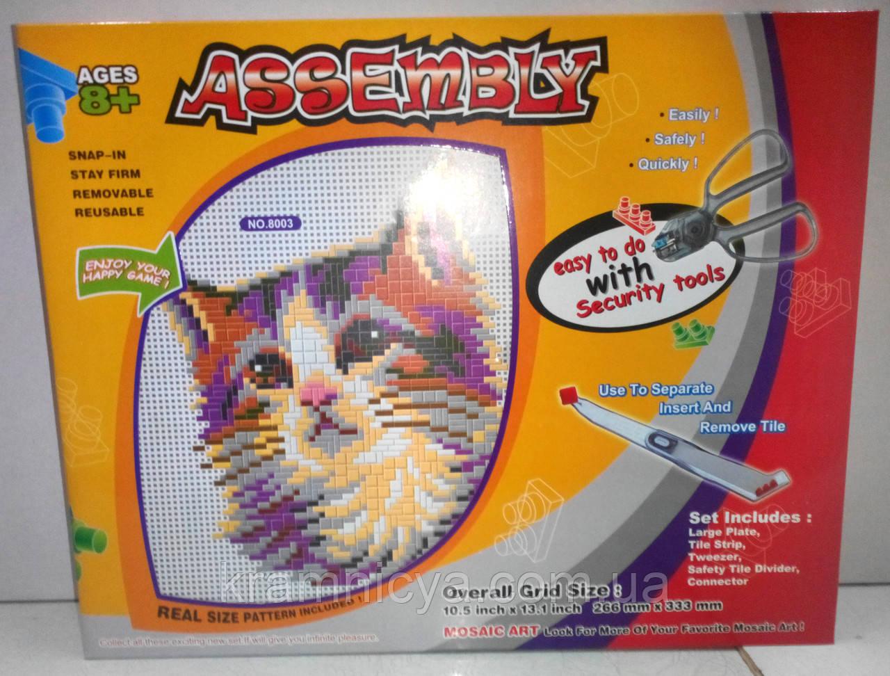 """Картина-мозаика """"Котёнок"""""""