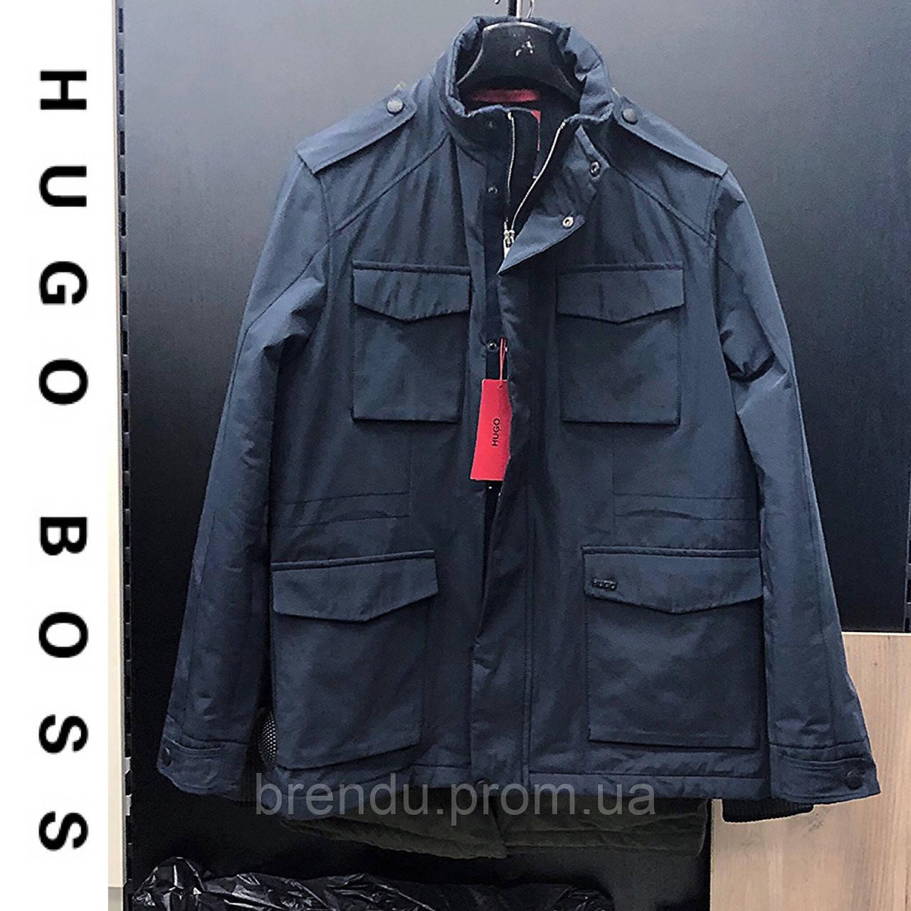 20cdb424 Куртка Френч Hugo Boss: продажа, цена в Киеве. куртки мужские от ...