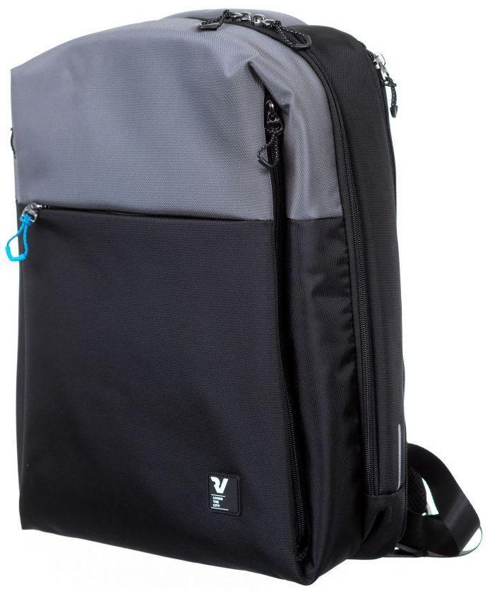Рюкзак городской Roncato Parker 417158 01, 16л, черный