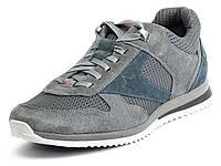Мужские модные замшевые кроссовки сетка 45 размер Мида 110567-490