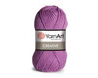 YarnArt Creative пряжа для вязания 100 % хлопок.