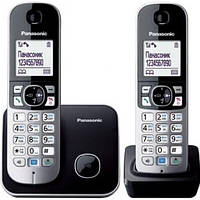 Телефон Panasonic KX-TG6812UAB (Black)