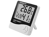 Термометр с гигрометром HTC-1