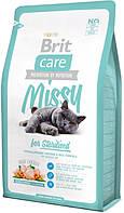 Brit Care Cat  MISSY Sterilised 7 kg Корм для кастрированных стерилизованных кошек