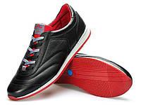 Кеды кроссовки мужские демисезонные из натуральной кожи молодежные стильные 42 размер Mida 110867-1