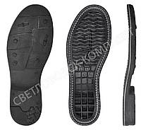 Подошва для обуви TR-5347 LP, черная, р.42