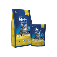 Сухой корм для котов Brit Premium Cat Adult Salmon 800g
