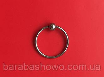 Пірсинг кільце, сталь. 15 грн - від 10 шт