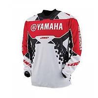 Джерси для мотокросса Yamaha красная, размер S
