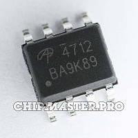 AO4712, N-Ch 30V 13A 11mΩ [SOP-8]