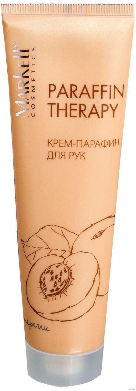 """Крем-парафин для рук """"Персик"""" (100мл)"""