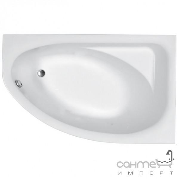 Ванны Kolo Акриловая асимметричная ванна Kolo Spring 160 правая