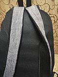 (46*34)Рюкзак nike Мессенджер тенденции моды 2019-2020 городской спортивный Супер молния только оптом, фото 6