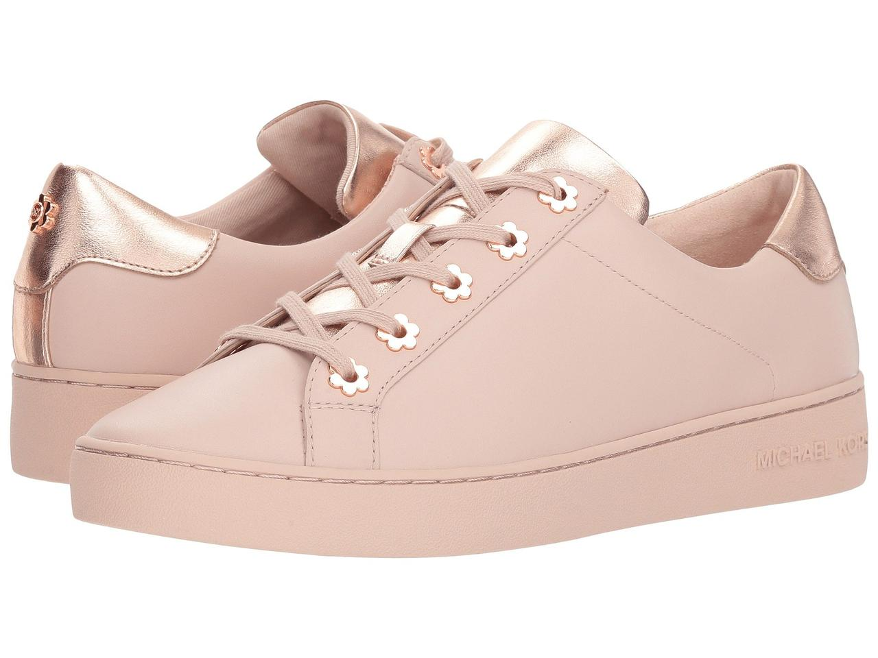 27543b313a3f Кроссовки MICHAEL Michael Kors Irving Lace-Up Pink - Оригинал — в ...