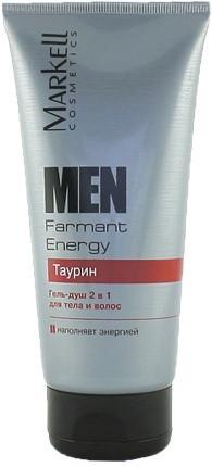 Гель-душ 2 в 1 для тела и волос ( 190 мл)