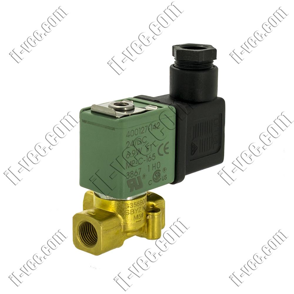 "Электромагнитный клапан ASCO SCG356B001VMS24DC, G1/8"", 3/2NC"