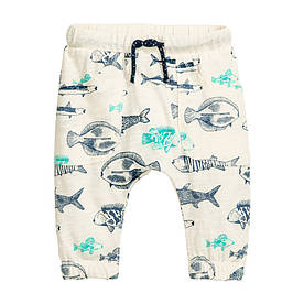 Штаны для мальчика Рыбки Little Maven