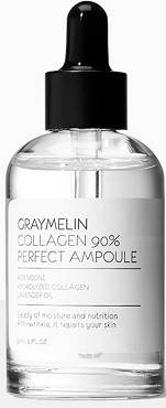 Акція -30% Коллагеновая ампула Graymelin Collagen 90% perfect ampoule, 50 мл