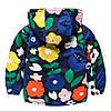 Куртка для девочки Цветы Meanbear, фото 10