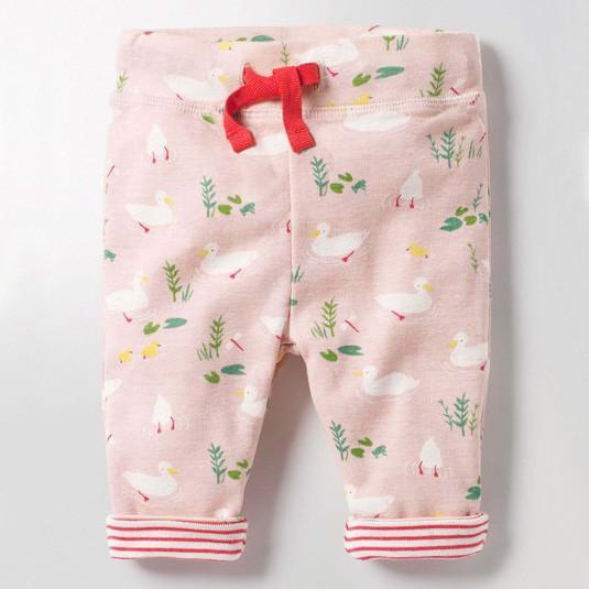 Штаны для девочки Утки Jumping Meters